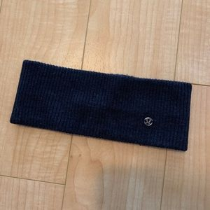 Lulu merino blend running headband/ear warmer